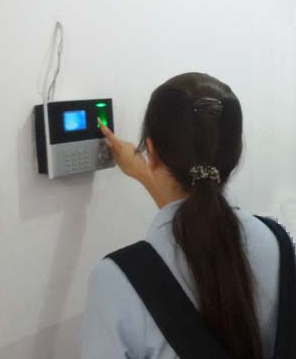 attendance monitoring system using biometrics for An attendance monitoring system using biometrics biometric attendance system over gsm technology by which we can avoid human interaction to update the data.